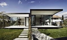 Mirror Houses by Peter Pichler Architecture Italia http://www.arquitexs.com/2014/12/mirror-houses-by-peter-pichler.html
