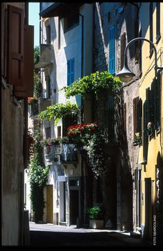 Iseo, centro storico  CREDITS: Federico Sbardolini