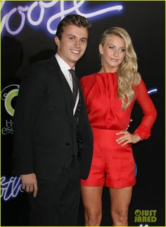 Julianne Hough: 'Footloose' Premiere with Kenny Wormald! | julianne hough kenny wormald footloose premiere 10 - Photo