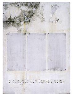 Santiago Porter, Bruma II, Monumento, 2009, fotograf__a, Copia Inkjet, 65 x 50 cm, edici__n 7 + 2AP