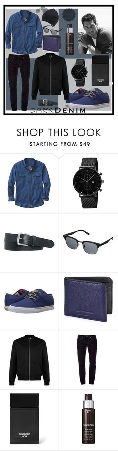 """Bez naslova #12"" by am-22 ❤ liked on Polyvore featuring TravelSmith, Akribos XXIV, Polo Ralph Lauren, Original Penguin, Globe, Uri Minkoff, Topman, STONE ISLAND, Tom Ford and Emporio Armani"