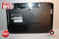 """Item: Samsung RV510 NP-RV510 Bottom Base Case with Cover Doors BA81-11215A """"X653   Postage: Free UK Shipping – Royal Mail 1st Class Item Price: £11.99   Warranty: 30 Day Money BackGuarantee Buy on eBay: ebay.liverpoolpcrepairs.com   Protection: eBay Money Back Guarantee Item..."""