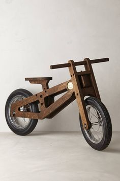 Well, this is pretty cool! Bennett Balance Bike - anthropologie.com…