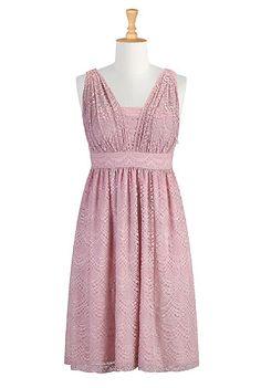 I <3 this Athena dress from eShakti