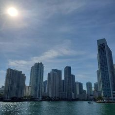 is the financial district of 200 International banks have offices here the most in the US. International Bank, Magic City, Sunshine State, Offices, Banks, New York Skyline, Miami, This Is Us, Wanderlust