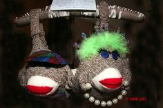 A sock monkey bra? Think you've seen it all? Check out these artful bras!