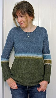 Ravelry: Project Gallery for Orza Pullover pattern by La Maison Rililie