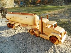 Wooden Toy Boxes, Wooden Toy Trucks, Wooden Car, Juniper Wood, Wooden Toys For Toddlers, Handmade Wooden Toys, Toy Camera, Wood Tree, Toys Shop