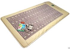 Buy New Ai Pad Heating All St. Kidney Detox, Body Detox, Pain Relief, Beach Mat, Outdoor Blanket, Therapy, Special Deals, Jade, Amethyst