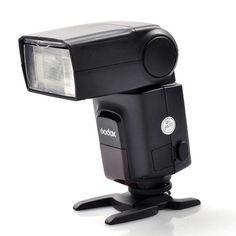 Godox Electronic Flash Flashgun Speedlite Speed light for Nikon D90 D80 D70s D60 D50 D40 D30 D5000 D3000 D1000 D700 D300 (TT560) free White Flash Diffuser