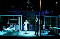 Speed Death of the Radiant Child. The Drum, Plymouth. Scenic design by Naomi Dawson.