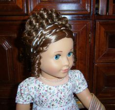 cute hairstyles for black females : ... Care on Pinterest Doll Hairstyles, Doll Hair and American Girl Dolls