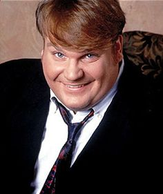 Chris Farley, 33, heroin and cocaine overdose