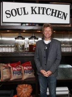 Bon Jovi was born on March 2, 1962 in Perth Amboy, New Jersey His real name is Jon Francis Bongiovi Jr. Bon Jovi With His Own Soul Kitchen Restaurant...