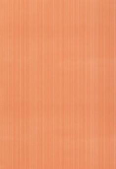 Schumacher Somerset Strie Clay Wallpaper - dining room