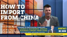 Chinese Suppliers and Wholesale Suppliers - How To Find The Best Suppliers Online Call Me Now, Import From China, Amazon Seller, Sell On Amazon, Good Things, Things To Sell, Product Launch, Motivation, Business