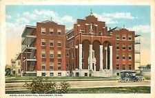 The old HOTEL DIEU HOSPITAL, Beaumont