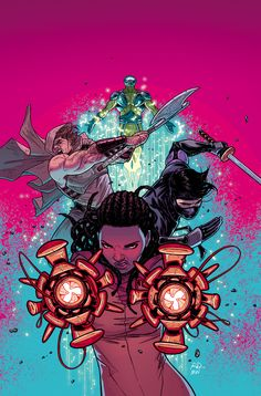 UNITY #10 (ARMOR HUNTERS) Written by MATT KINDT Art by STEPHEN SEGOVIA Cover by MICO SUAYAN #ValiantCraft Cover by DONOVAN SANTIAGO Variant Cover by RUSSELL DAUTERMAN  In battle with the Armor Hunters!