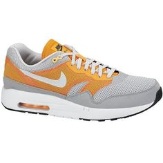 nike air max 1 C20 mens trainers 631738 sneakers shoes uk 8 us 9 eu 425 wolf grey pure platinum atomic mango 008 * Click image to review more details.