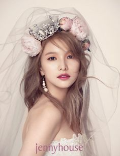 FIESTAR's Jei turns into a delicate bride for 'Jennyhouse'   allkpop.com