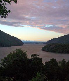 Hudson River, West Point, NY