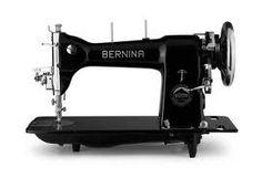 the first Bernina home machine