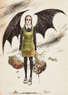 The Happy Undertaker: Halloween