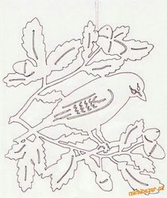 ptak Animal Templates, Stencil Patterns, Paper Stars, Easter Holidays, Scroll Saw, Digi Stamps, Kirigami, Op Art, Flocking