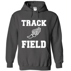 Track and Field T Shirt, Hoodie, Sweatshirts - design your own t-shirt #tee #hoodie