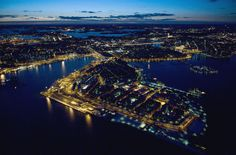 Helsinki evening
