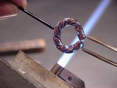 Making Rings Off Mandrel  TUTORIAL - Lampwork Etc.