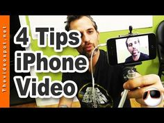 iPhone Video Tips for Better Shooting and Faster Editing (video marketing) - YouTube