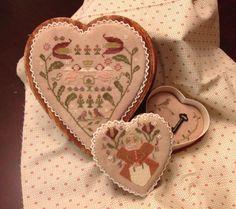 Valentine 2 - Brenda Gervais pattern
