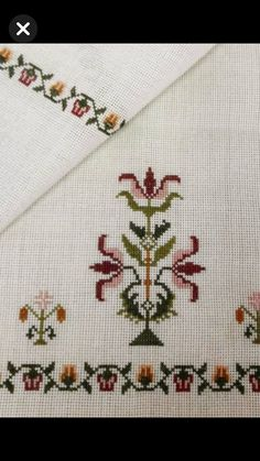 Food Tutorial and Ideas Tapestry Crochet, Cross Stitch Flowers, Baby Knitting Patterns, Rococo, Diy And Crafts, Projects To Try, Objects, Embroidery, Create