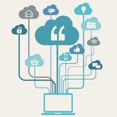 Cloud Computing Concept Vector Art 179382589