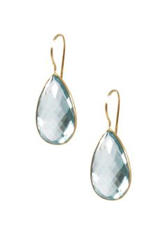 Water Drops Earrings. Check out the Serenity Stone Drops (small $34 - large $49) at www.stelladot.com/blancarestaino