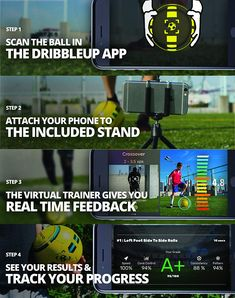 Smart Soccer Ball /