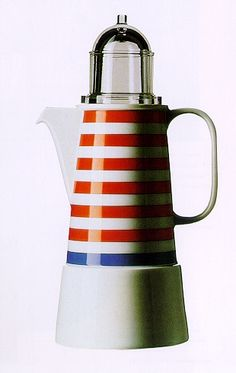 Aldo Rossi, il faro coffee pot