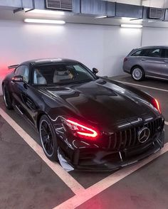 Daimler's mega brand Maybach was under Mercedes-Benz cars division until when the production stopped due to poor sales volumes. Mercedes-AMG became a Mercedes Benz Amg, Carros Mercedes Benz, Benz Car, Mercedes Benz Sports Car, Amg Car, Luxury Sports Cars, Top Luxury Cars, Sport Cars, Cool Sports Cars