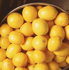 Add Flavor and Fewer Calories with Lemons