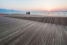 Gallery of Bostanlı Footbridge & Sunset Lounge / steb - 13