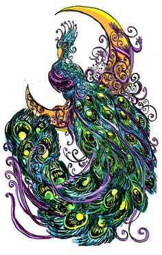 Image from http://th07.deviantart.net/fs70/PRE/f/2013/166/a/9/peacock_tattoo_design_by_rawyen-d6959pl.jpg.