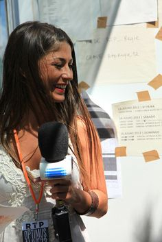 Rita Carmarneiro - Optimus Alive - RTP
