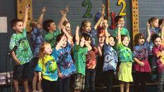 Kindergarten Rock Anthem >>> Choreograph.