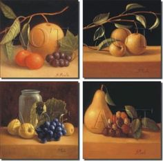 Fruit Paintings For Kitchen | PopScreen   Video Search, Bookmarking And  Discovery Engine