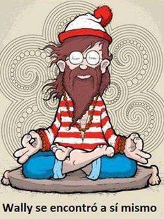 Aprende Español | ¿Dónde está Wally? / Gerundio