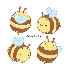 Little Bee by Daieny on DeviantArt
