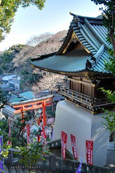 Enoshima, Japan -©Issekinicho