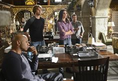 """NCIS: Los Angeles Photos: Work View in """"Raven & The Swans"""" Episode 22 of Season 4 on CBS.com"""