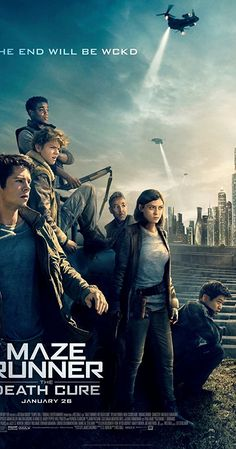 Rent Maze Runner: The Death Cure starring Dylan O'Brien and Thomas Brodie-Sangster on DVD and Blu-ray. Get unlimited DVD Movies & TV Shows delivered to your door with no late fees, ever. Newt Maze Runner, Maze Runner Death Cure, Maze Runner Movie, Maze Runner Thomas, Thomas Brodie Sangster, Dylan O'brien, 2018 Movies, Hd Movies, Movies Online